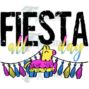Fiesta all day
