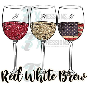 Red White Brew Wine
