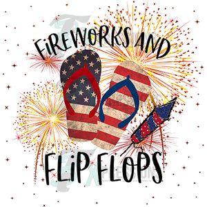 Fireworks and Flip Flops