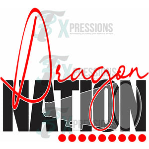 Personalized Cheer Nation