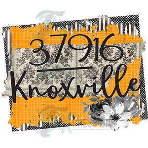 Knoxville zip tn orange
