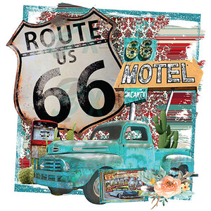 Route 66 Truck