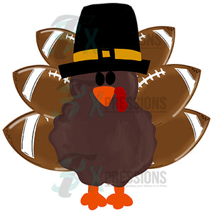 Boy Football Turkey