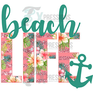 HTV Beach Life Anchor