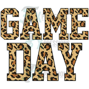 Game Day Leopard