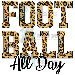 Leopard Football All Day