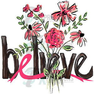 Believe Floral