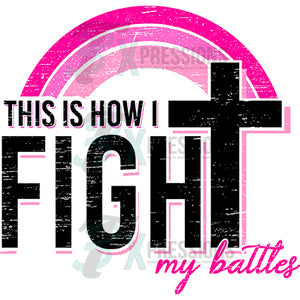 This is How I Fight my battles, Breast Cancer