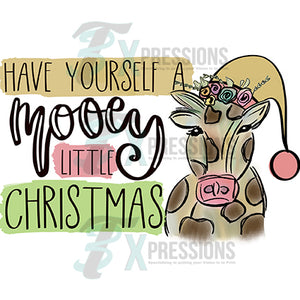 Have Yourself Mooey Little Christmas