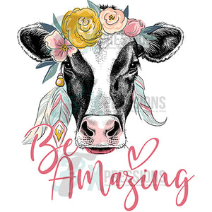 Be Amazing Cow