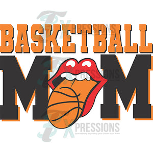 Basketball Mom Lips