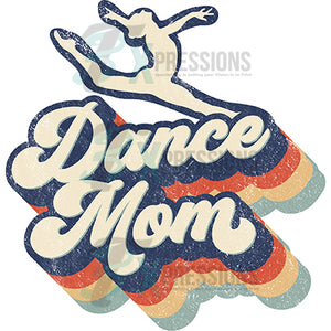 Retro Dance Mom