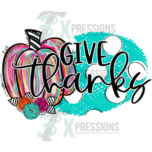 Give Thanks BRIGHT