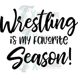 Wrestling Fav Season