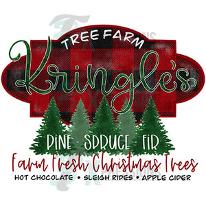 Kringle's Tree Farm