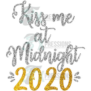 Kiss me at Midnight 2020