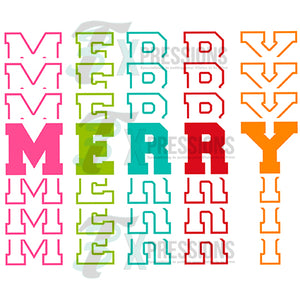 Merry Bright Repeat