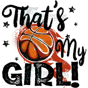 That's My Girl Basketball