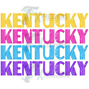 Kentucky Retro
