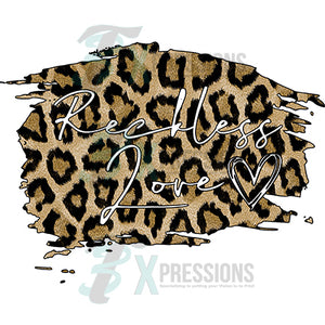 Reckless Love Leopard