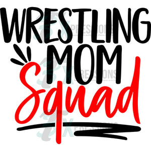Wrestling Mom Squad