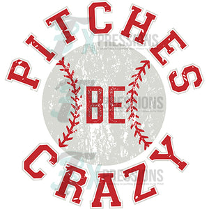 Pitches be Crazy Baseball