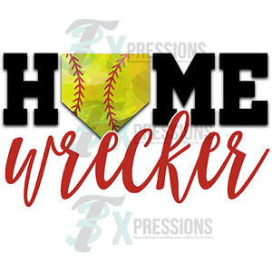 HTV Home Wrecker, softball