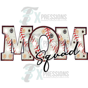Baseball Mom Squad