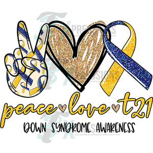 T21 downsyndrome awareness
