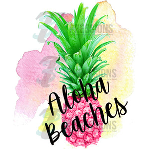 Aloha Beaches Pineapple