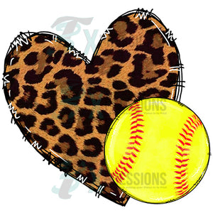 Heart and Softball