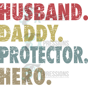 Husband Daddy Protector