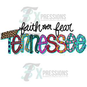 Faith over Fear Tennessee