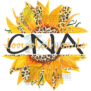 CNA Sunflower, Love what you do