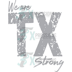 We are TX Strong