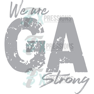 We are Georgia Strong