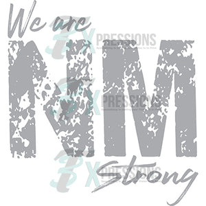 We are New Mexico Strong