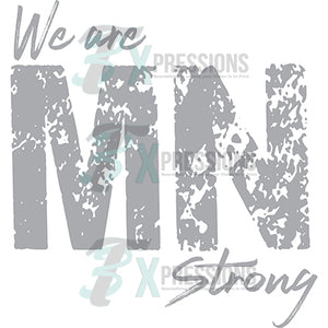 We are Minnesota Strong