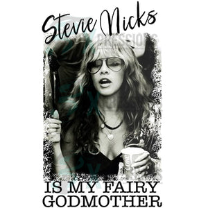 Stevie Nicks is my Fairy Godmother