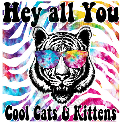 Hey All You Cool Cats And Kittens 3t Xpressions