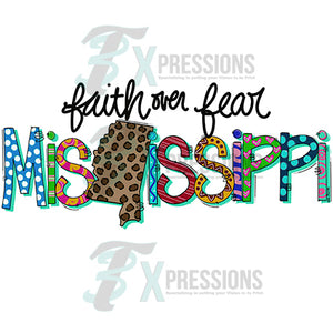 Faith over Fear Mississippi