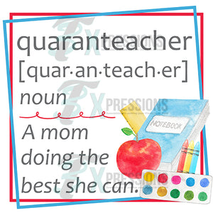 Quaran teacher