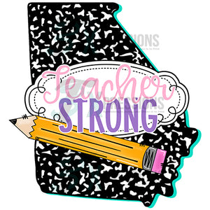 Teacher Strong Georgia