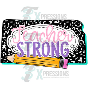 Teacher Strong Kansas