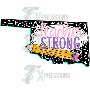 Teacher Strong Oklahoma
