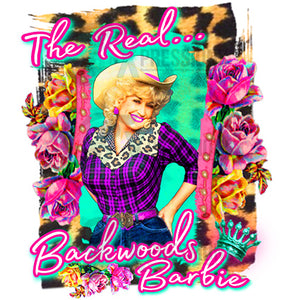 Dolly backwoods Barbie