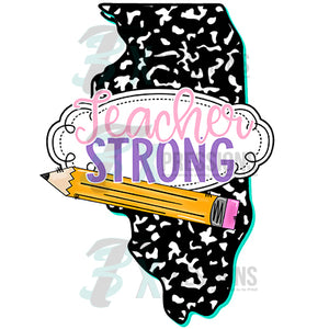 Teacher Strong Illinois