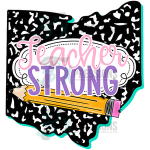 Teacher Strong Ohio