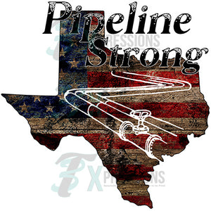 Texas Pipeline Strong
