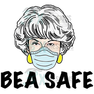 Golden Girls Bea Safe